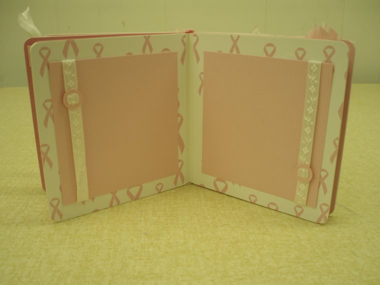 Breast Cancer Scrapbook 4 Sale!