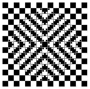 Resimde bulunan tüm çizgiler gerçekte düz!!!