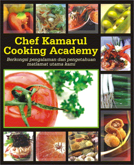 chef kamarul cooking academy
