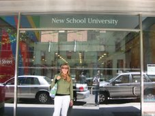 New School University in NYC
