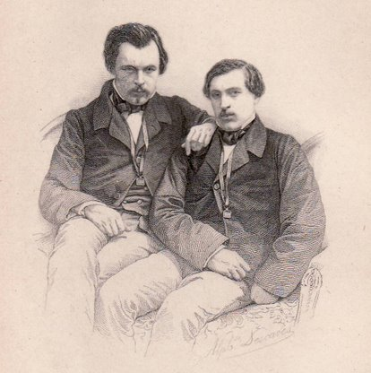 Edmond et Jules