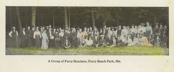Universalists at Ferry Beach