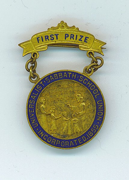 Universalist First Prize Medal