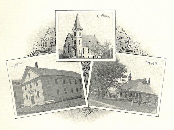 Wellfleet,Chatham,Milford