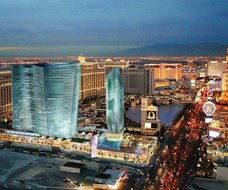 High Rise Living on the Las Vegas Strip