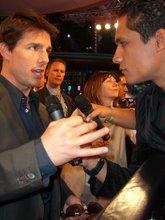 Con Tom Cruise