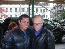 Victor X y Larry King