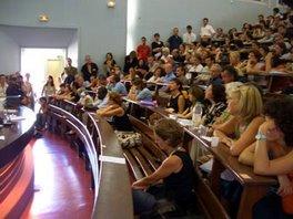 Sociologues en congrès à Bordeaux en septembre 2006
