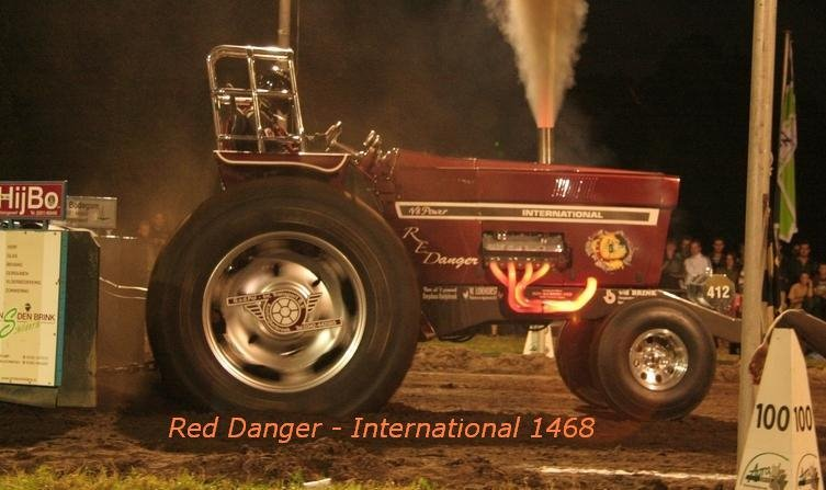 Red Danger - International 1468
