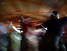 HIV+ Women Dancing, Rwanda