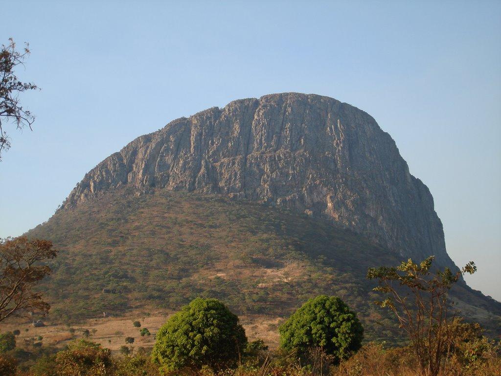 Monte Lubiri - Alto Hama