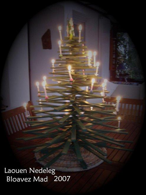 brad de craciun sapin de Noël