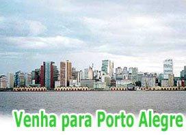 PORTO ALEGRE, MINHA TERRA ENCANTADA