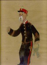 Bozzeto di Onorato - 1936