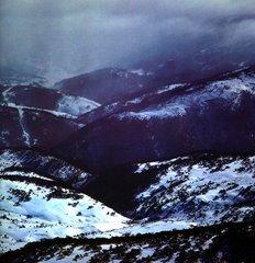 Zima! - W National Park im.Tadeusza Kosciuszki