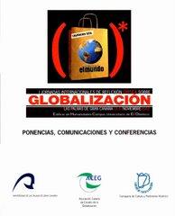 LIBRO: I JORNADAS DE REFLEXIÓN CRÍTICA SOBRE LA GLOBALIZACIÓN (6 €)