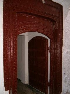 En typisk dörr