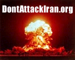 do not attack Iran