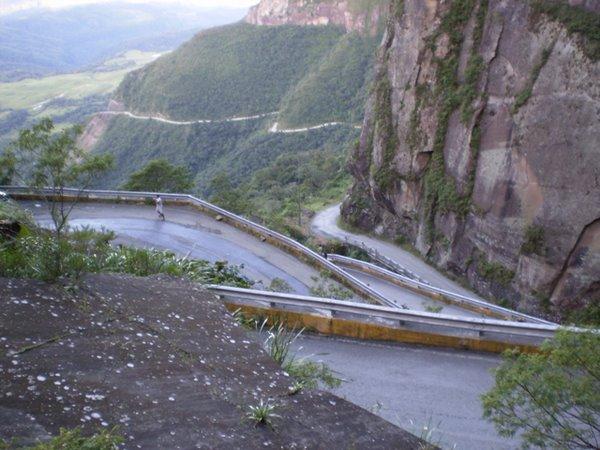 Serra do Corvo Branco-SC