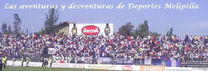 Las aventuras y desventuras de Deportes Melipilla.