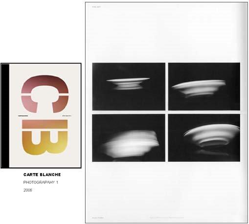 CARTE BLANCHE / TORONTO / SPRING 2006