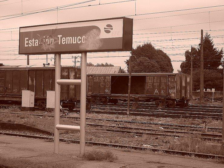 Estación de Temuco