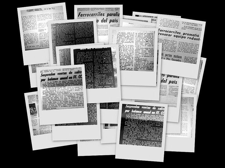 Fotografias Prensa Ferrocarril