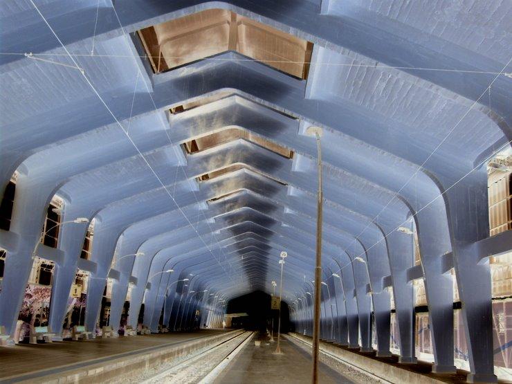 Anden Estación de Temuco