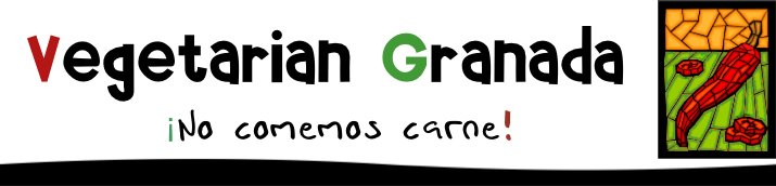 Vegetarian Granada - non -meat eaters guide to Granada