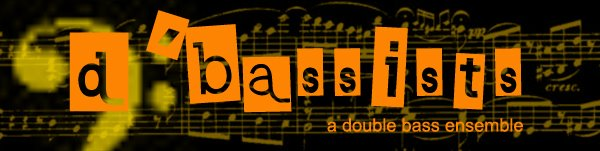 d&#39;Bassists official webhome
