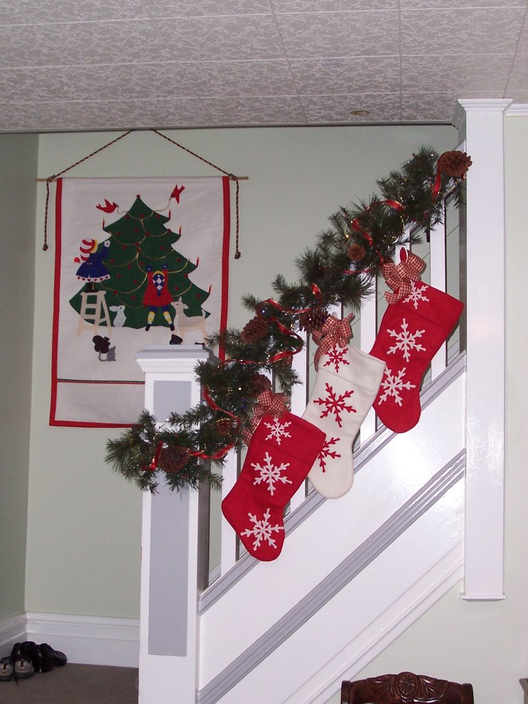 Wishful thinking christmas decorations no 1 for Bah humbug door decoration