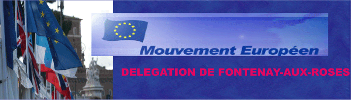 Mouvement Européen de Fontenay-aux-Roses