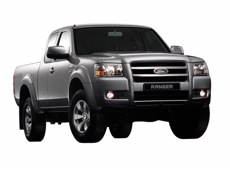 "The ""New Ford Ranger""... built tough in Thailand"