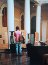 Elaboración de exhibiciones museográficas