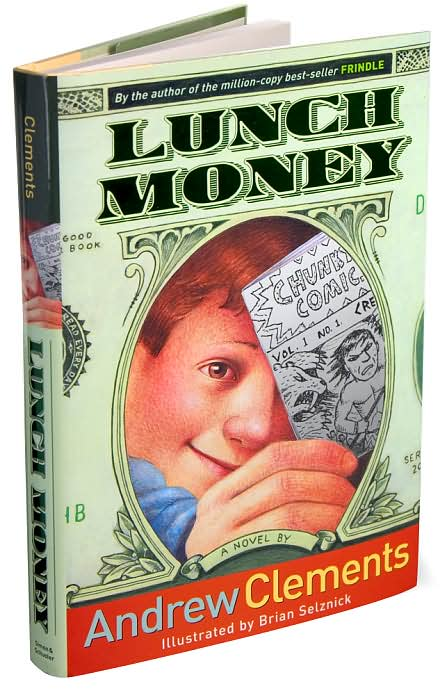lunch money book report