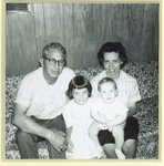 My family in 1960