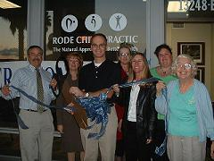 Poway Chamber Ribbon Cutting