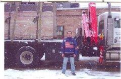 """""""Un hermano repleto de nieve y de nostalgias"""". William Grisales Vergara conduciendo por la vida"""