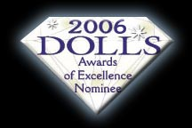 DOLLS Magazine Award