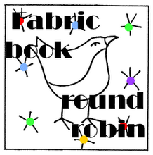 FABRIC BOOK ROUND ROBIN