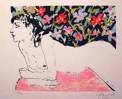 Desnudo-Carlos Alonso