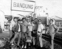 Berjalan Di Bandung 1972