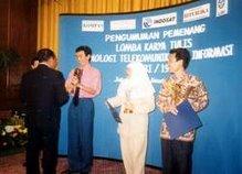 Berjalan di Jakarta 1999