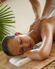 Massage Therapy-relax
