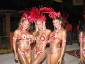Carnaval en Paraguay