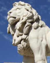 Lion (Westminster Bridge)