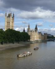 Parliament on the Thames