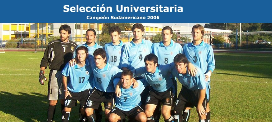 Selección Universitaria