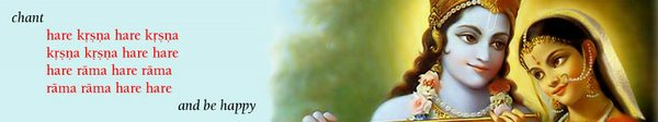 Maha Mantra Hare Krishna