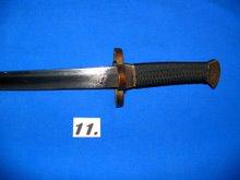 19th century Chinese dao sword